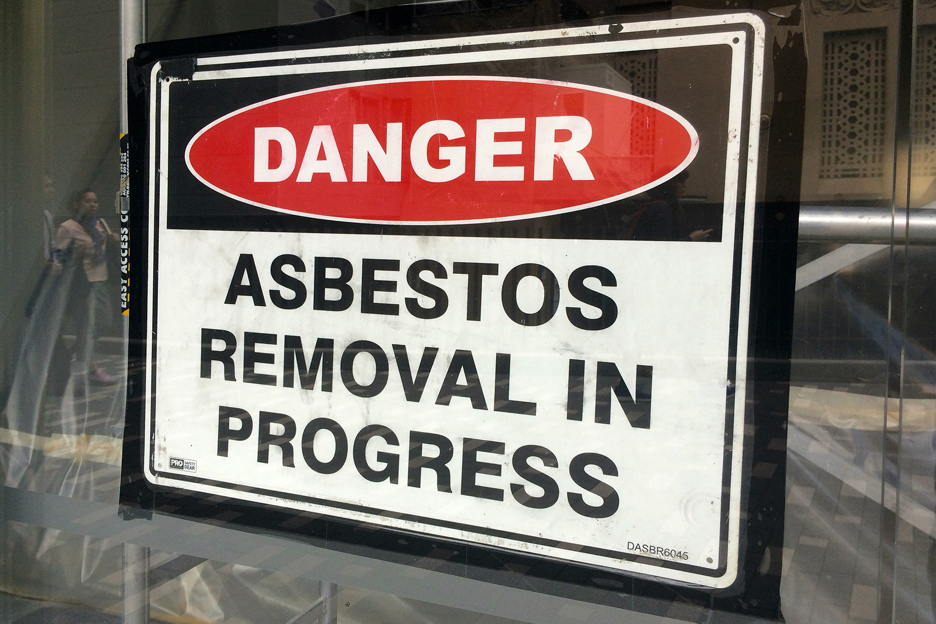 Asbestos Initial Training And Certification Classes In California